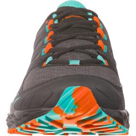 La Sportiva Lycan Chaussures de trail Femme, black/aqua